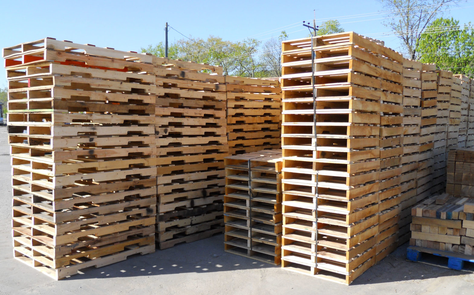 custom pallets in Sydney